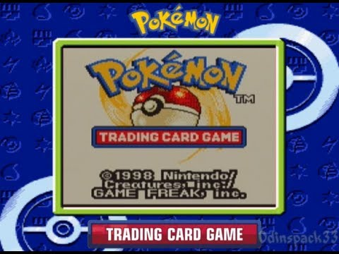 pokemon trading card game gameboy walkthrough