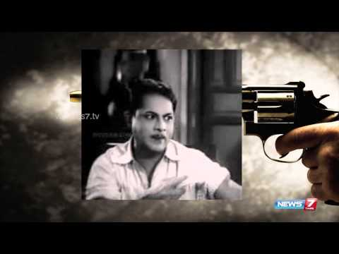 Bullet proof unveils MGR s murder attempt Thadayam