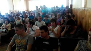 Позачергова сесія Мельниця-Подільської ради. Частина 1
