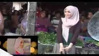 Di Balik Layar Jilbab Cantik di Lagu Ada Gajah Di Balik Batu