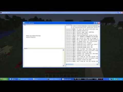 Как создать свой сервер в майнкрафт 152 видео ютуб