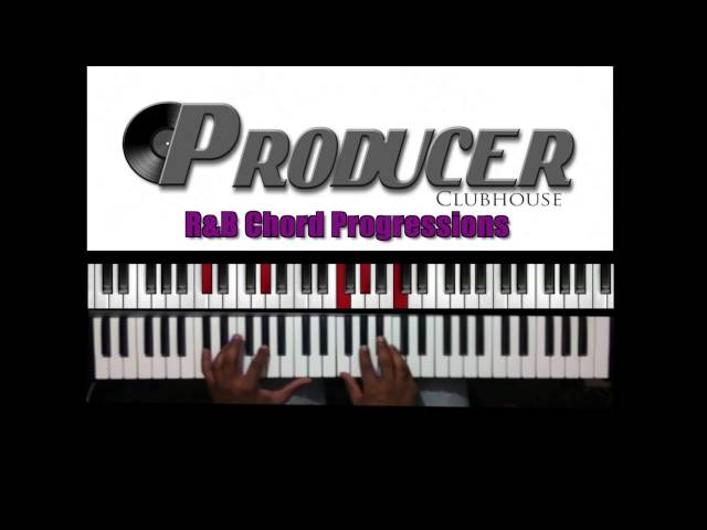 Tutorial R B Piano Chords | Free MP3 Download