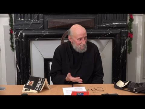 CDS Paris, 29 novembre 2018: Marc-Antoine Costa de Beauregard - Théologie de la liturgie. Niveau 3.