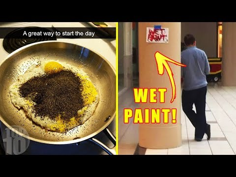 Funny photos - 10 People Having A Worse Day Than You (Funny)