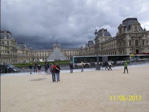 Paris – Louvre Tour