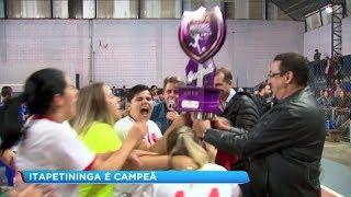 Copa Record: Itapetininga vence fora de casa e é campeã da série Prata