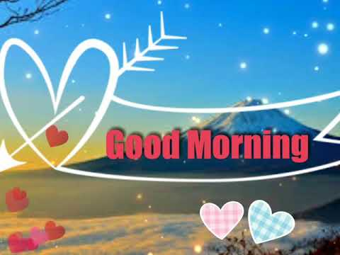 Love SMS - GOOD MORNING video wishes,  love ,sms