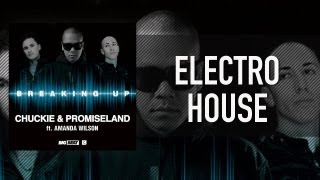 Thumbnail for Chuckie & Promise Land ft. Amanda Wilson — Breaking Up (Club Mix)