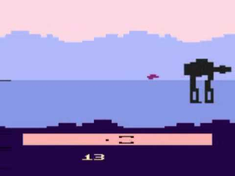Star Wars : The Empire Strikes Back Atari