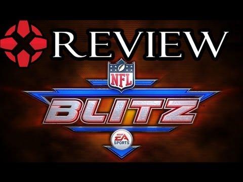 nfl blitz xbox 360 review