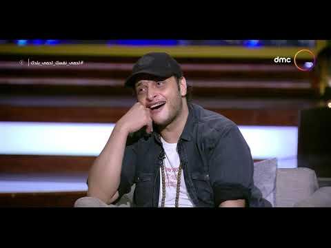 فيديو- نتبارى بالغناء.. وائل الفشني يتحدث عن أهل الفشن