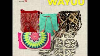 Nuevas mochilas Wayúu en BANGLIO