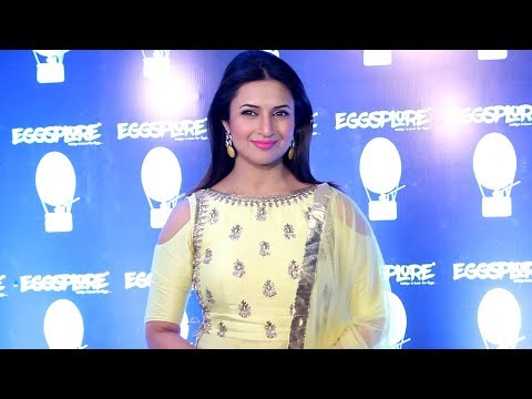 Divyanka Tripathi at Fast Food Shop Launch