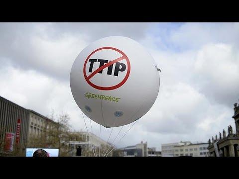 «Στο φως» απόρρητα έγγραφα για τη συμφωνία ελευθέρου εμπορίου Ε.Ε – ΗΠΑ