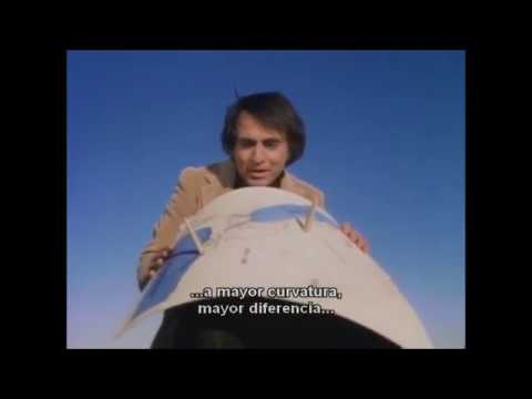 Carl Sagan explains how the Earth is round in 5 minutes