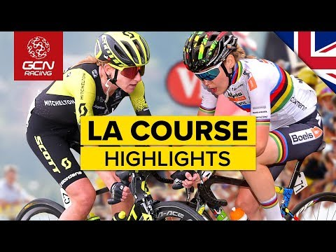 La Course by Le Tour de France 2019 Highlights