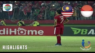 Video Momen Adu Pinalti Antara Malaysia vs Indonesia | AFF U-19 Championship 2018 MP3, 3GP, MP4, WEBM, AVI, FLV Maret 2019