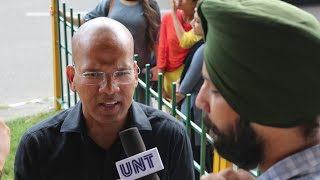 Video Basant Rath speaks exclusively to UNT, first time on Camera after taking charge as IG Traffic | UNT MP3, 3GP, MP4, WEBM, AVI, FLV November 2018