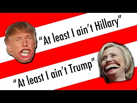 New Trump and Hillary Campaign Slogans