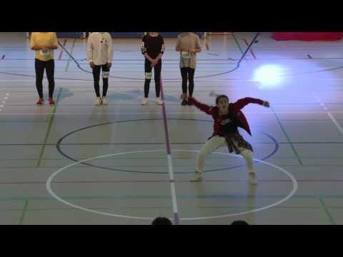 IDO Qualification Frauenfeld 2016 Juniors Solo Women Lisa