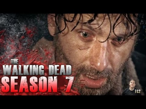 The Walking Dead Season 7 Premiere Episode 1 The Day Will Come… Video Review!