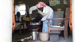 アフリカでバイオマスストーブを提供する社会的企業