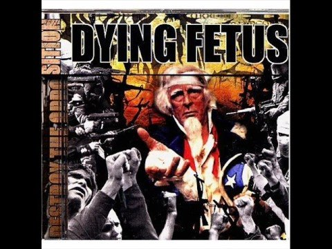 Dying Fetus destroy the opposition praise the lord