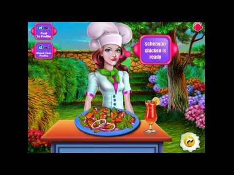 Schezwan Chicken Cooking - Y8.com Online Games By Malditha