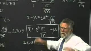 Lecture 28 Math 134 Elementary Statistics