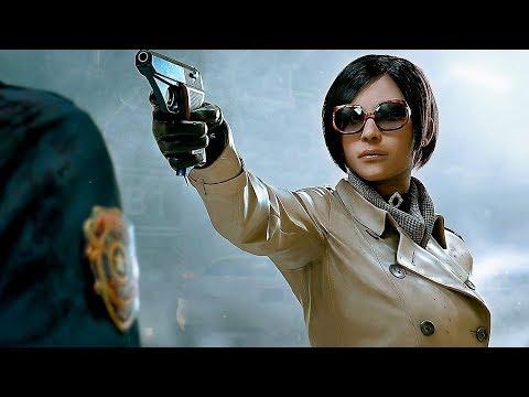 MỸ NHÂN BÍ ẨN XUẤT HIỆN! | Resident Evil 2 Leon #2 - Thời lượng: 47 phút.