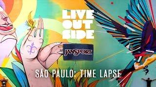#LiveOutside São Paulo Time Lapse