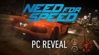 Need for Speed - PC Reveal, Need for Speed, video game
