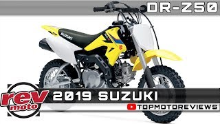 7. 2019 SUZUKI DR-Z50 Review Rendered Price Release Date