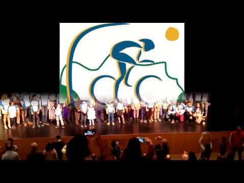 Vídeo resumen de la Gala del Ciclismo Malagueño 2016