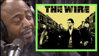 Donnell Rawlings on Being on The Wire | Joe Rogan