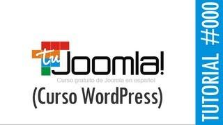 Curso Online de WordPress 3.5