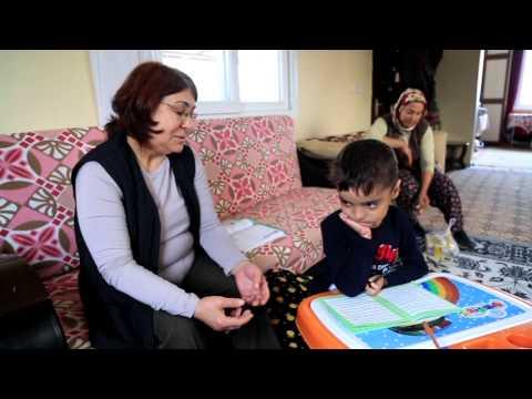 Tedavisi olmayan deri hastası çocuğa evde eğitim+
