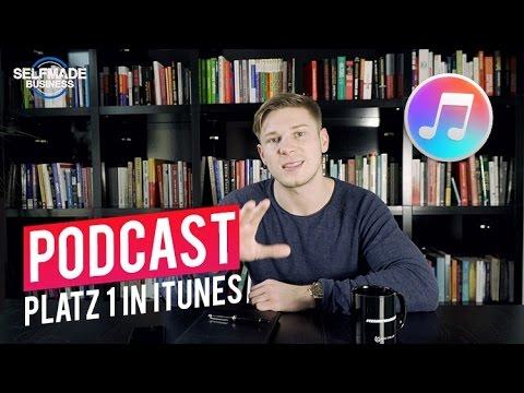 Wie ich es auf Platz 1 der iTunes Podcast Charts ge ...