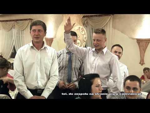 Drużba Smyda Krzysztof - Biesiada weselna z zespołem