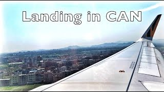 A clear day for flying as Tigerair Airbus A320 lands at Guangzhou Baiyun International Airport.SUBSCRIBE for more videos!http://www.youtube.com/subscription_c...________________________✈ Flight Information ✈Date: 28 April 2017Airline: TigerairEquipment: Airbus A320-232Registration: 9V-TRWFlight: TR2986Origin: Singapore Changi AirportDeparture Runway: 02CDestination: Guangzhou Baiyun International Airport, ChinaArrival Runway: 19Departure Time: 0624 hrs (0600 hrs)Arrival Time: 0955 hrs (0955 hrs)Delay: NIL________________________Follow me on:Facebook › https://www.facebook.com/rva.aviationInstagram › https://www.instagram.com/flycruise_singaporeGoogle+ › https://www.google.com/+rva9495_____________________________________________