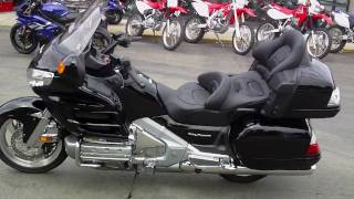 10. Contra Costa Powersports 2008 Honda Goldwing - Airbag