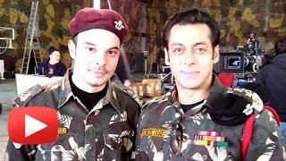 Salman Khan As Major Agnihotri In Jai Ho - Official First Look In Army Uniform