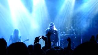 SAXON - Dallas 1 PM @ Trädgårn', Göteborg, Sweden 2014-11-09