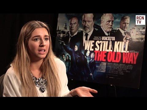 Dani Dyer Interview - Difficult Rape Scene - We Still Kill The Old Way