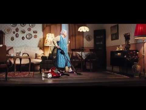 Dirt Devil Vacuum Cleaner vs The Exorcist Commercial
