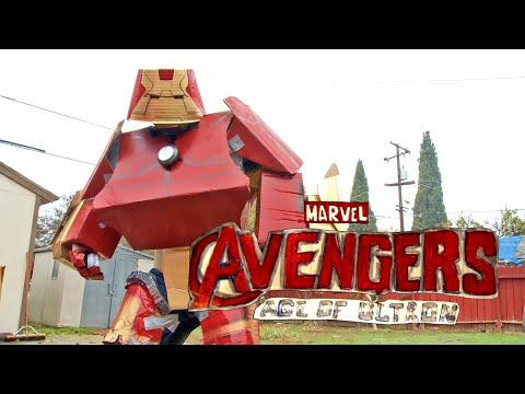 上次看過了泰國的攪笑版鋼鐵人3預告,那你看過攪笑版復仇者聯盟2的預告片嗎?
