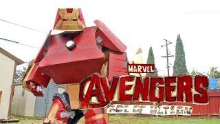 "Homemade ""Avengers: Age Of Ultron"" Trailer - Hilarious!"