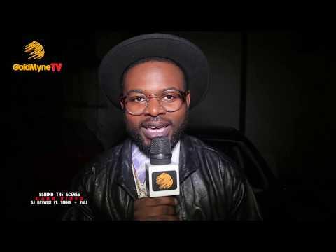 BEHIND THE SCENES, DJ KAYWISE - CARO FT TEKNO & FALZ (Nigerian Entertainment)