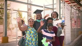 RECAP: Celebrating our 2020 - 2021 Graduate Student Commencement