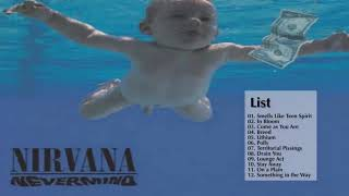 Come As You Are (live) Nirvana - Nevermind Version